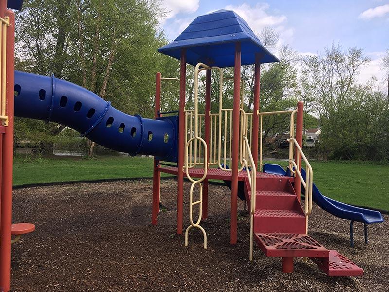 Footbridge Park playground